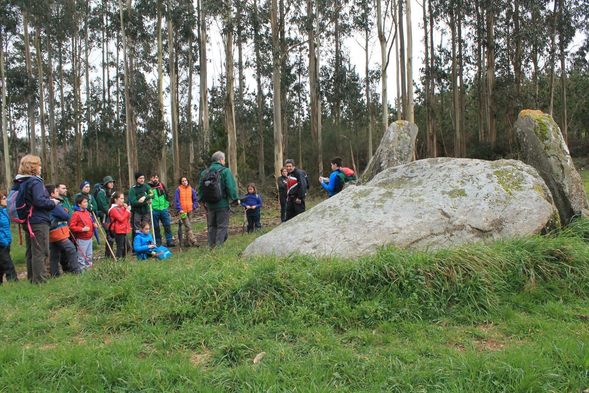 Días dos Bosques 17. Camiños de Aldemunde.2