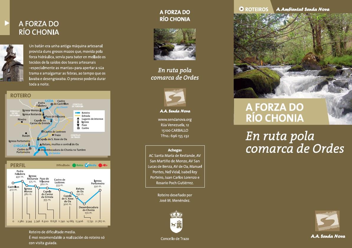 tríptico forza do río Chonia 1