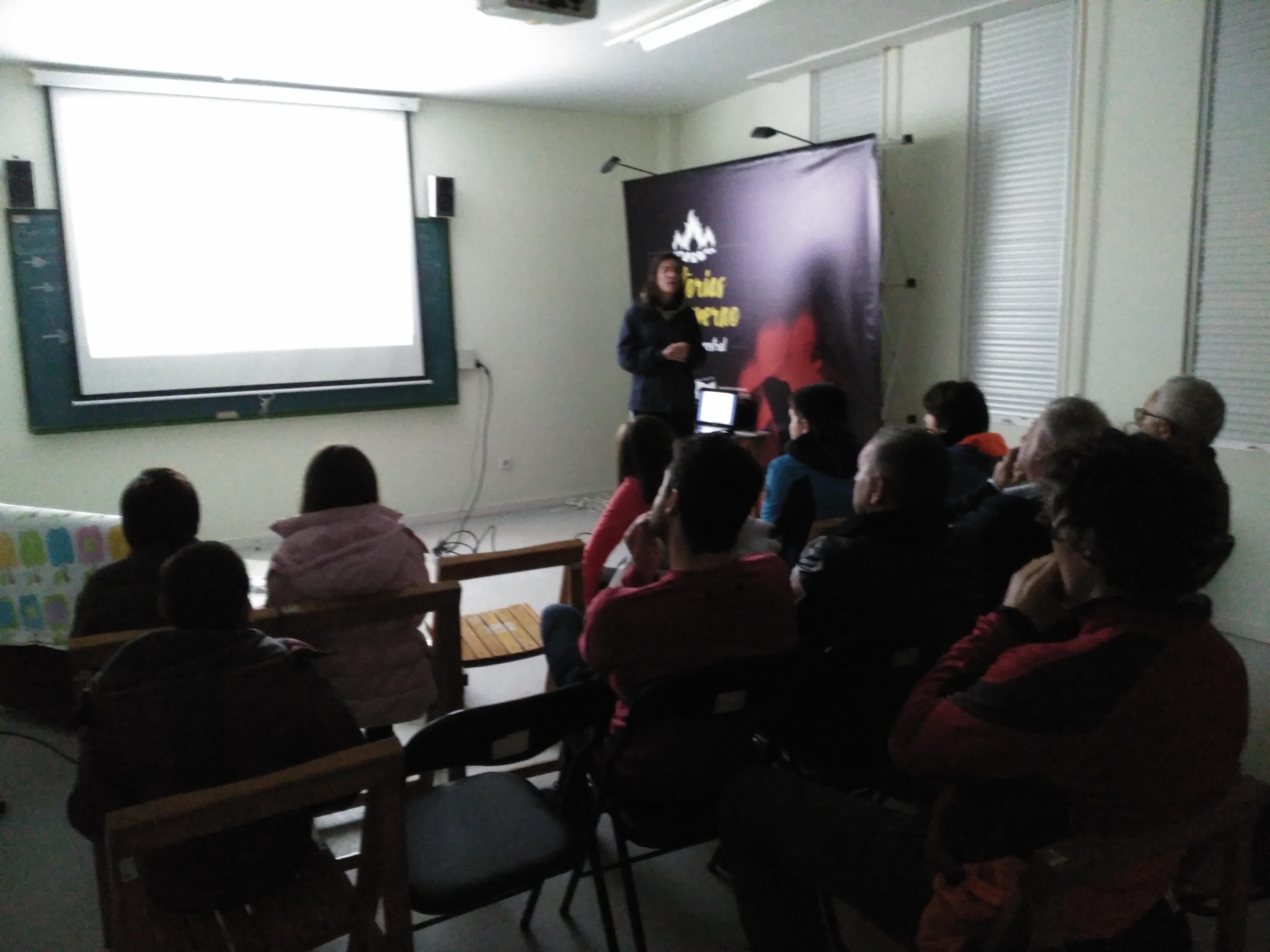Xoves de Filmes Cabalo Galego2