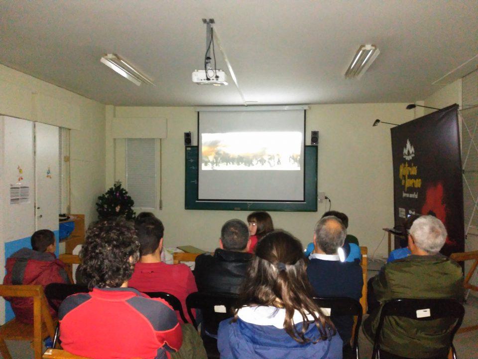 Xoves de Filmes Cabalo Galego
