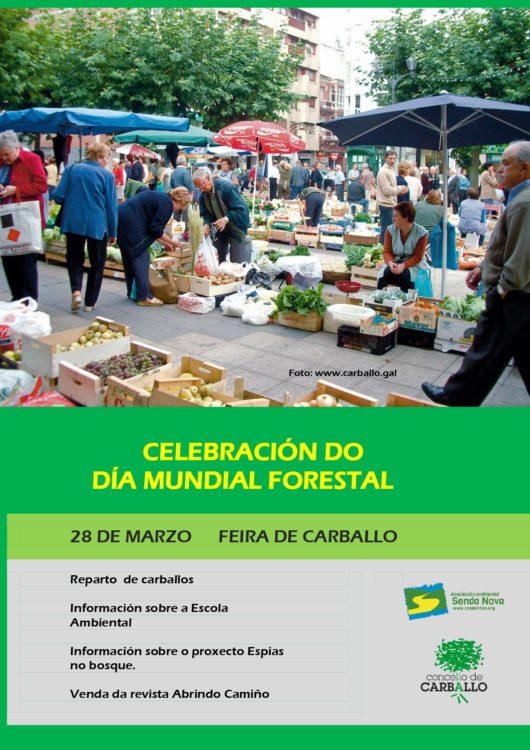 celebración do Día Mundial Forestal 2021