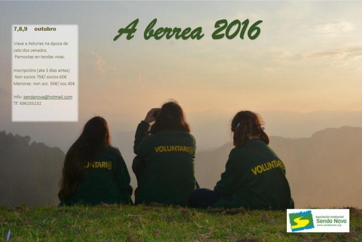 Berrea 2016