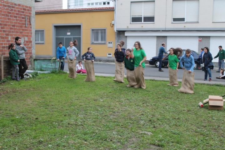 Clausura da III Escola Ambiental Senda Nova