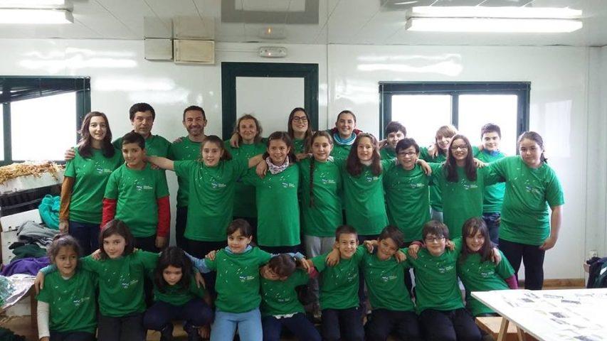 Escola Ambiental de Senda Nova