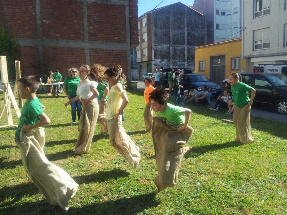 Despedida da IV Edición da Escola Ambiental de Senda Nova