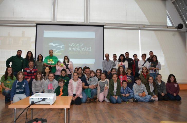 IV Edición da Escola Ambiental de Senda Nova