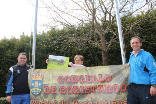 O Concello de Coristanco Pisa Forte pola V Primavera en Ruta