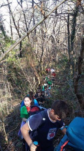 Xornadas de Interpretación dos Bosques 2016 - O Río Bardoso e a Berbia